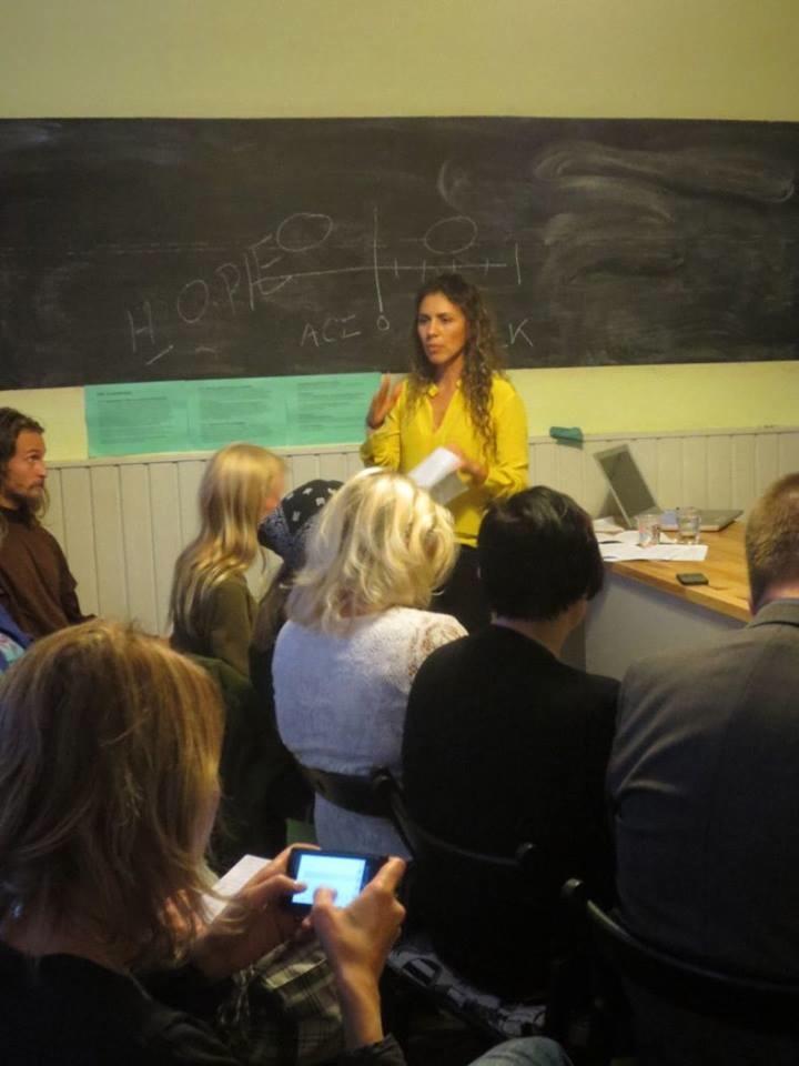 imagen conferencia en helsinki